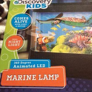 Kids Marine Lamp